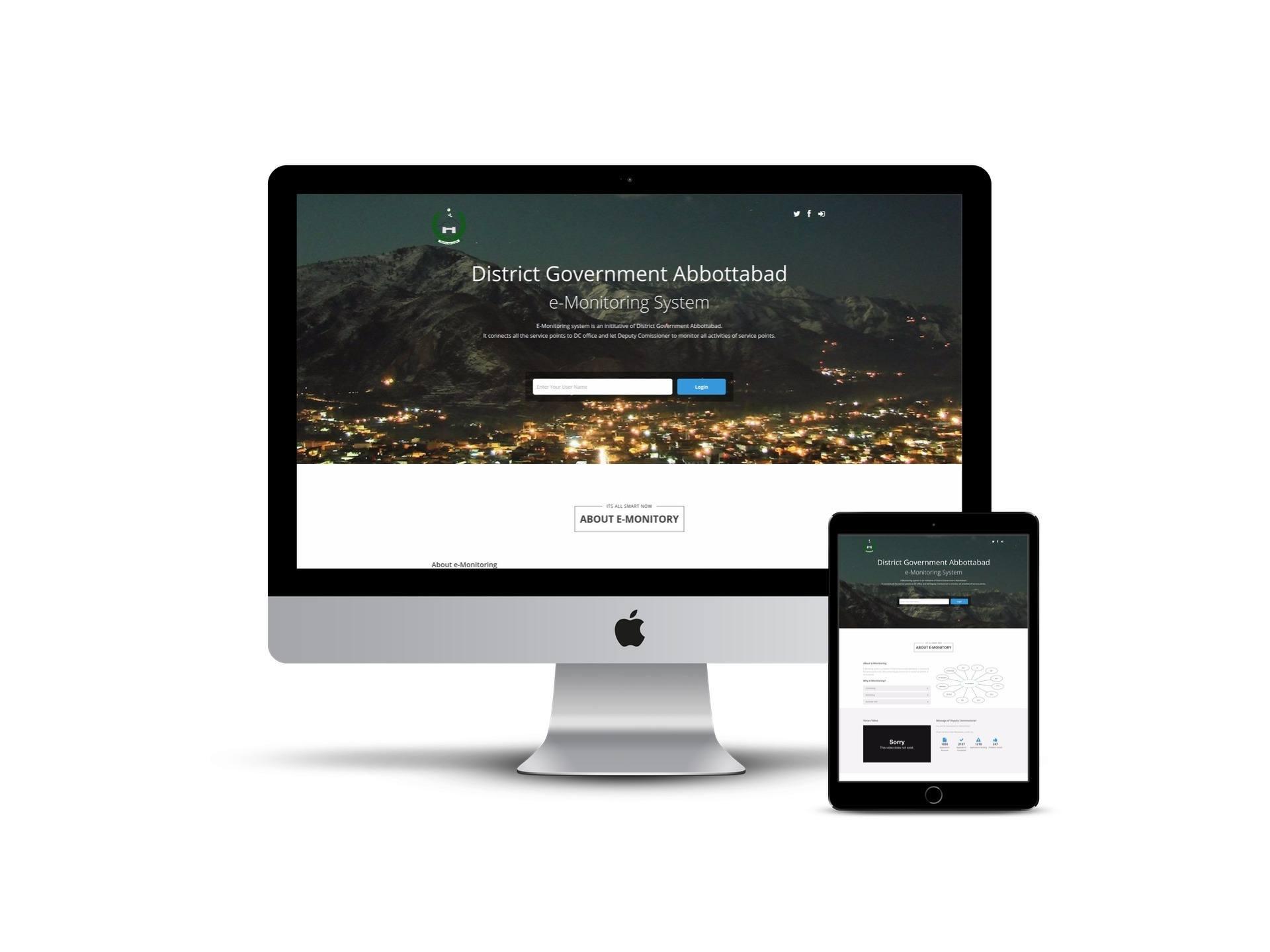 E-Monitoring System