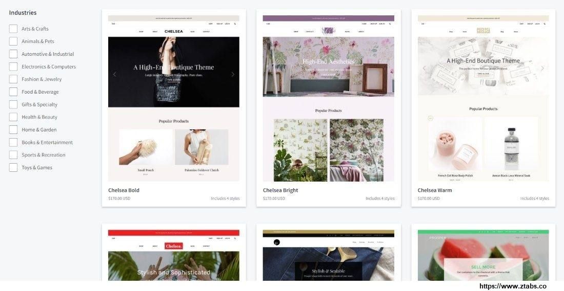 Bigcommerce-themes