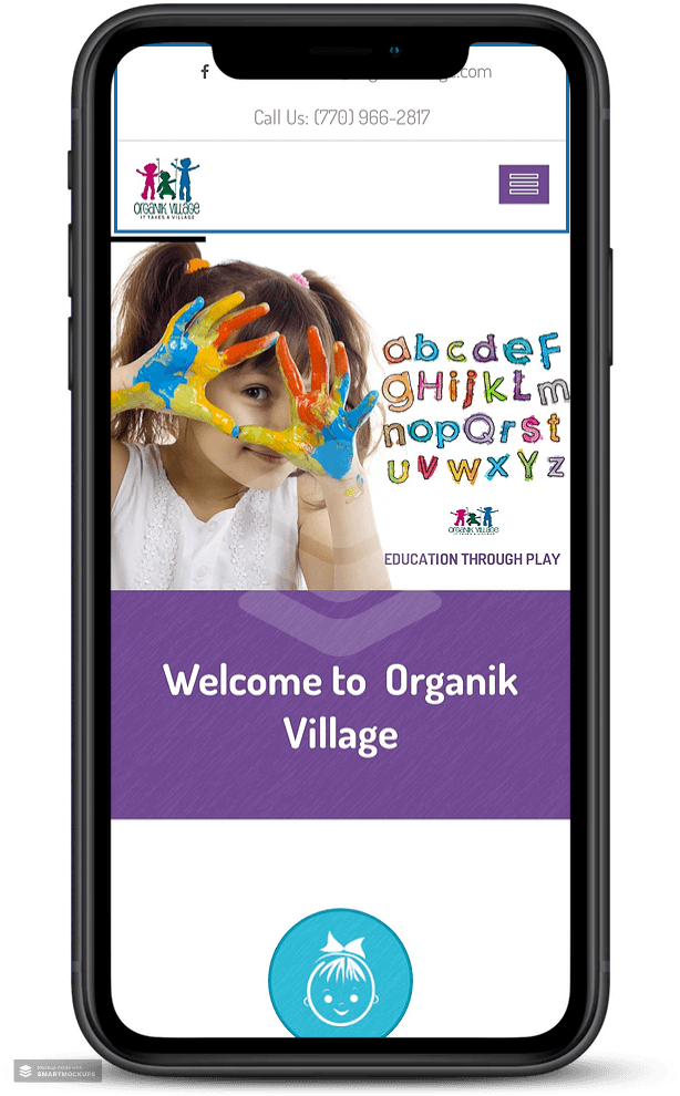 Organik Village Iphone
